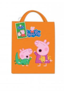 Peppa Pig. Orange Bag (сумка) - фото книги