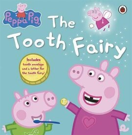 Peppa Pig: Peppa and the Tooth Fairy - фото книги