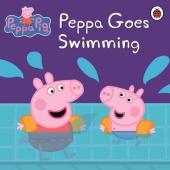 Peppa Pig: Peppa Goes Swimming - фото обкладинки книги