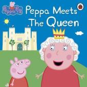 Peppa Pig: Peppa Meets the Queen - фото обкладинки книги