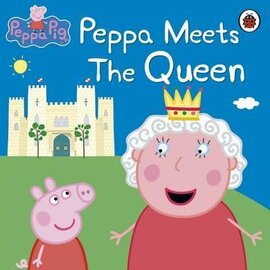 Peppa Pig: Peppa Meets the Queen - фото книги