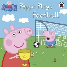 Peppa Pig: Peppa Plays Football - фото книги