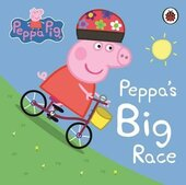 Peppa Pig: Peppa's Big Race - фото обкладинки книги