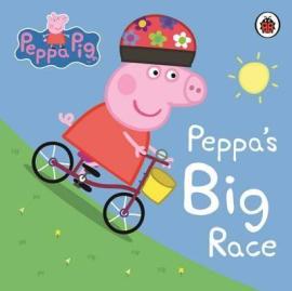 Peppa Pig: Peppa's Big Race - фото книги