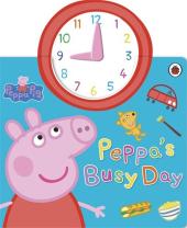 Peppa Pig: Peppa's Busy Day - фото обкладинки книги