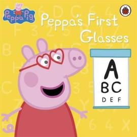 Peppa Pig: Peppa's First Glasses - фото книги