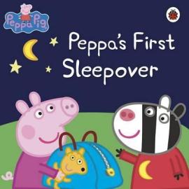 Peppa Pig: Peppa's First Sleepover - фото книги