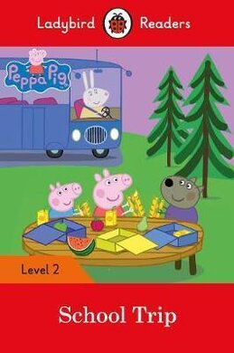 Peppa Pig: School Trip - Ladybird Readers Level 2 - фото книги
