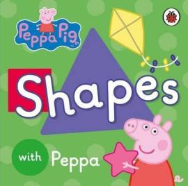 Peppa Pig: Shapes - фото книги