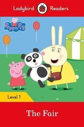 Peppa Pig: The Fair - Ladybird Readers Level 1 - фото обкладинки книги