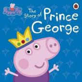 Peppa Pig: The Story of Prince George - фото обкладинки книги