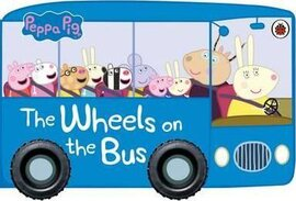 Peppa Pig: The Wheels on the Bus - фото книги