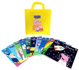 Peppa Pig Yellow Bag - фото книги