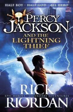 Percy Jackson and the Lightning Thief. Book 1 - фото книги