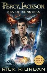 Percy Jackson and the Sea of Monsters. Book 2 - фото обкладинки книги