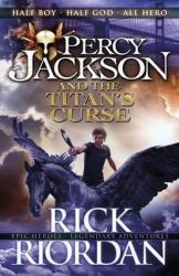 Percy Jackson and the Titan's Curse (Book 3) - фото обкладинки книги