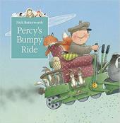 Percy's Bumpy Ride - фото обкладинки книги