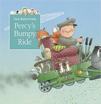 Книга Percy's Bumpy Ride