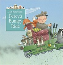 Посібник Percy's Bumpy Ride