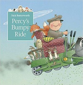 Percy's Bumpy Ride - фото книги