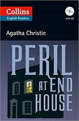 Peril at End House : B2 - фото обкладинки книги
