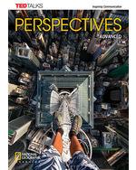 Perspectives Advanced: Student's Book - фото обкладинки книги