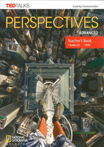 Perspectives Advanced Teacher's Book With Audio CD  DVD