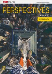 Perspectives Advanced Workbook with Audio CD - фото обкладинки книги