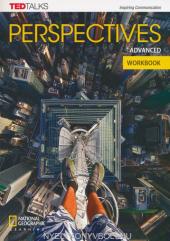 Perspectives Advanced Workbook with Audio CD - фото обкладинки книги