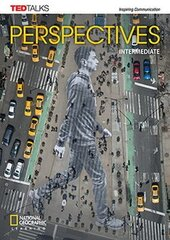 Perspectives Intermediate Lesson Planner with Audio CD and DVD - фото обкладинки книги
