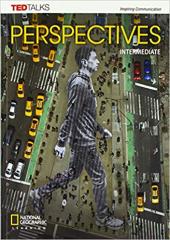 Perspectives Intermediate: Student's Book - фото обкладинки книги