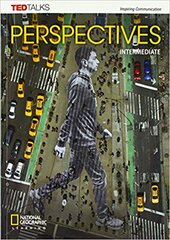 Perspectives Intermediate: Student's Book - фото обкладинки книги