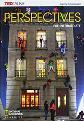 Perspectives Pre-intermediate: Student's Book - фото обкладинки книги