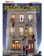 Perspectives Pre-Intermediate Teacher's book (+CD+DVD) - фото обкладинки книги