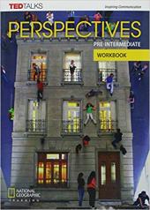 Perspectives Pre-intermediate: Workbook with Audio CD - фото обкладинки книги