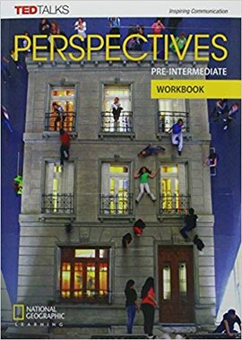 Perspectives Pre-intermediate: Workbook with Audio CD - фото книги
