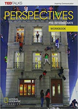 Perspectives Pre-intermediate: Workbook with Audio CD - фото книги