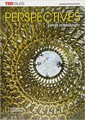 Perspectives Upper Intermediate: Student's Book - фото обкладинки книги