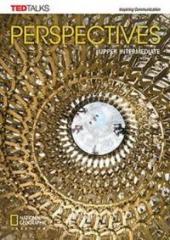 Perspectives Upper Intermediate Workbook with Workbook Audio CD - фото обкладинки книги