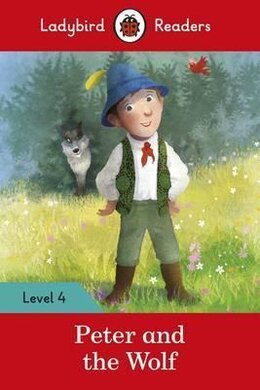 Peter and the Wolf - Ladybird Readers Level 4 - фото книги