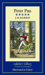 Peter Pan : Complete & Unabridged. Illustrated in Colour - фото обкладинки книги