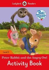 Peter Rabbit and the Angry Owl Activity Book - Ladybird Readers Level 2 - фото обкладинки книги