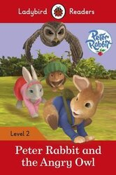 Peter Rabbit and the Angry Owl - Ladybird Readers Level 2 - фото обкладинки книги