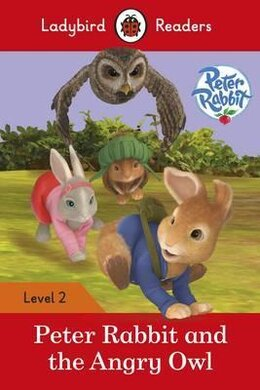 Peter Rabbit and the Angry Owl - Ladybird Readers Level 2 - фото книги