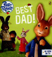 Peter Rabbit Animation: Best Dad! - фото обкладинки книги