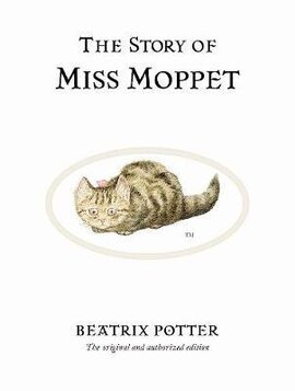 Peter Rabbit Book 21: Story of Miss Moppet - фото книги