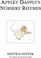 Peter Rabbit Book 22: Appley Dapply's Nursery Rhymes - фото обкладинки книги