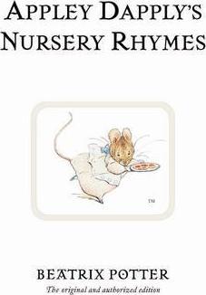 Peter Rabbit Book 22: Appley Dapply's Nursery Rhymes - фото книги