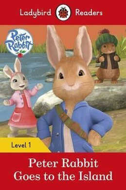 Peter Rabbit: Goes to the Island - Ladybird Readers Level 1 - фото книги