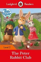 Peter Rabbit: The Peter Rabbit Club - Ladybird Readers Level 2 - фото обкладинки книги